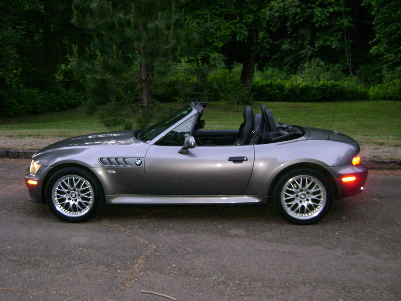Weekend Wheels Bmw Z3 Roadster Page 2